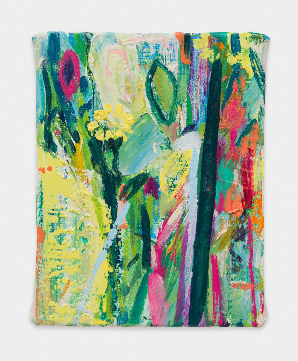 Miki Mochizuka GL 2015 - 2016 Oil on canvas 7.09 x 5.51 in (18.01h x 14w cm) MikiM014