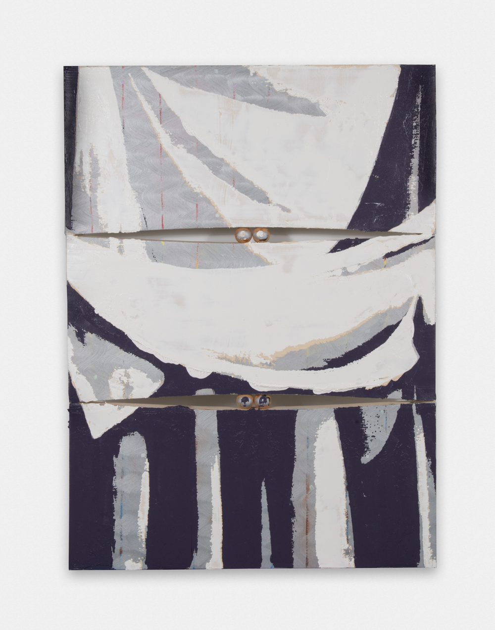 Matthew Girson  Dance With Veils  2016 Oil on canvas 61h x 45w in MGir001