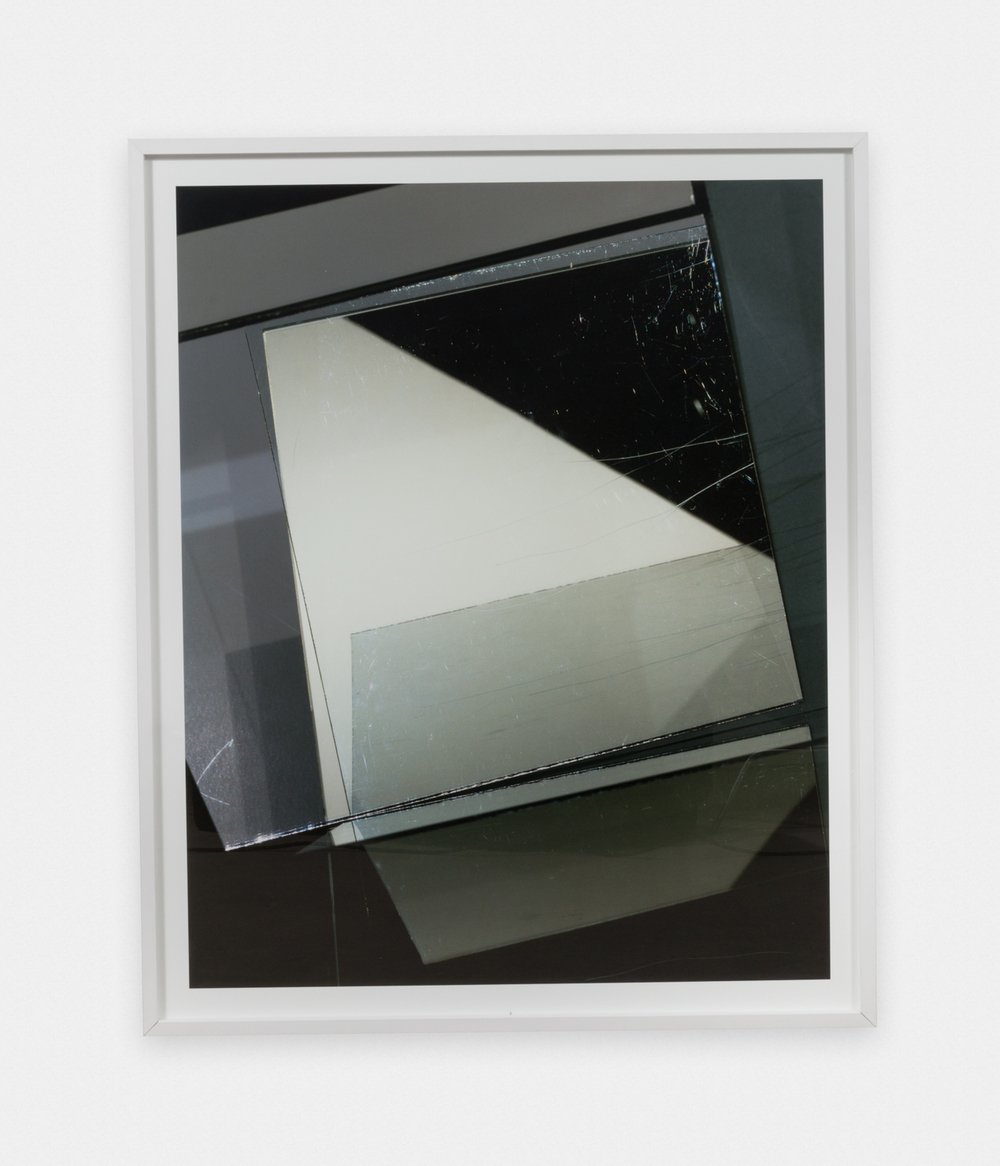 Barbara Kasten Studio Construct 118 2011 Archival pigment print 40 x 30 in (artwork); 45 x 37 in (framed) 1 of 5 + 2AP BK001