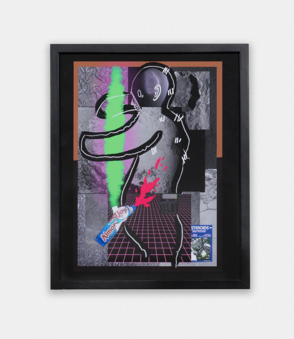 Eric Lebofsky  Anthropocenis  2016 Archival inkjet print on Moab 20h x 16w in 1 of 5 EL002