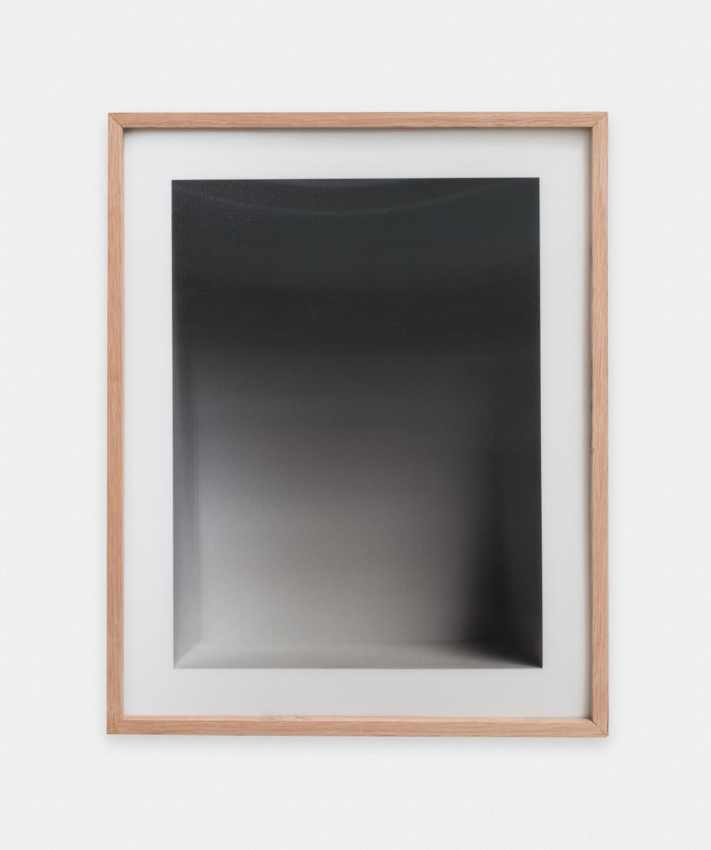 Troy Briggs  Plain  2016 Lenticular photo 20.5h x 16.5w in TBrig001