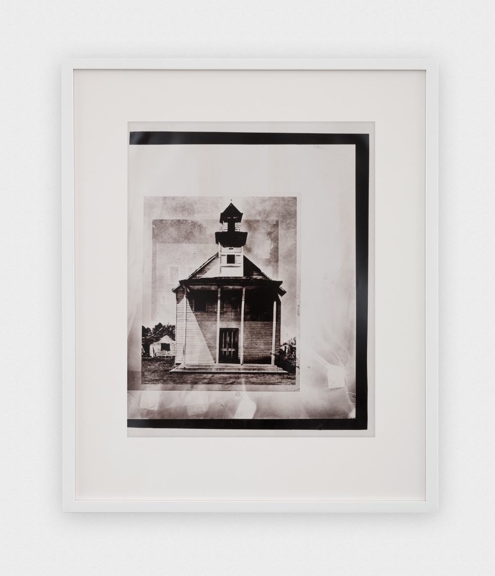 "Jason Meadows pp. 19, 20. Walker Evans, ""American Photographs"" 2016 Selenium-toned silver gelatin print 14 x 10 in (35.56h x 25.4w cm) JM030"