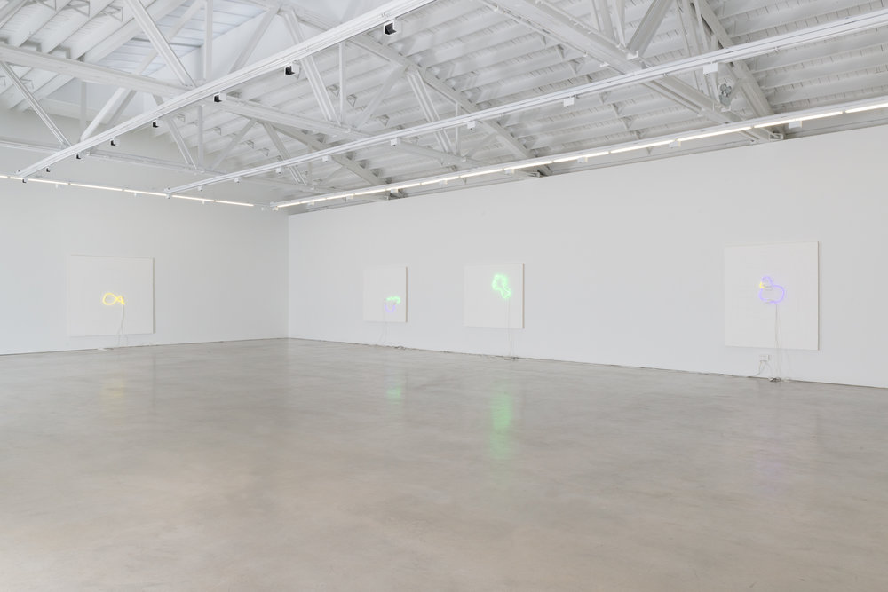 CD Wu 2016 Shane Campbell Gallery, South Loop Installation view