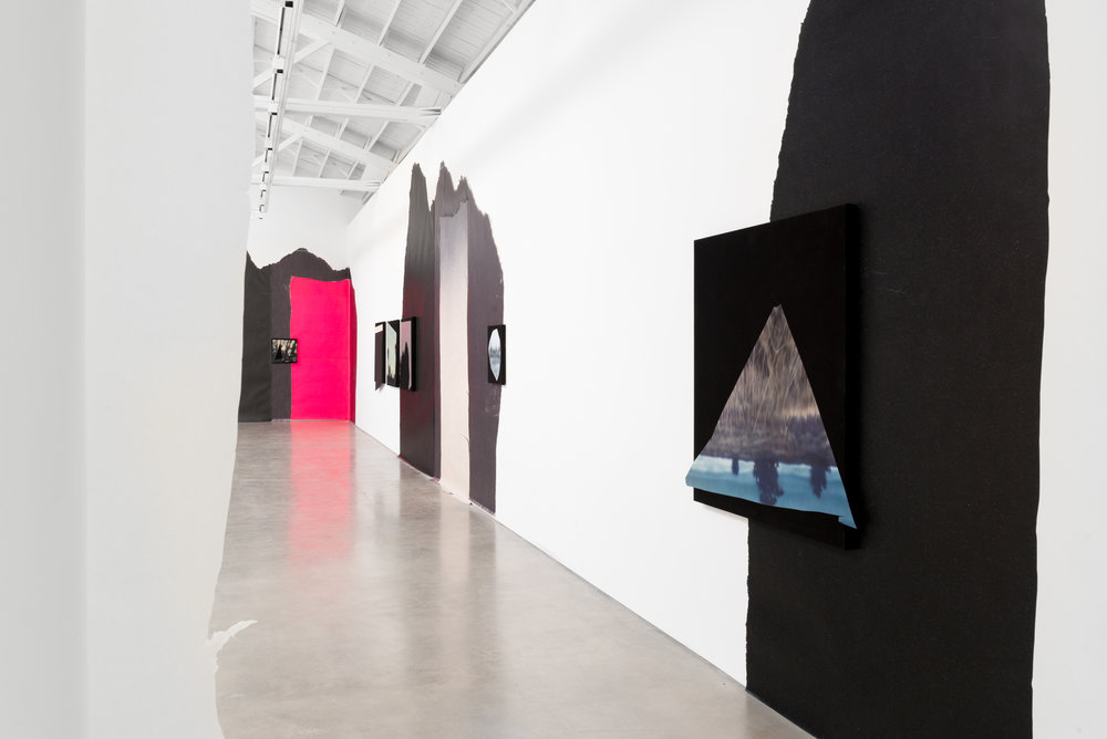 Kim Fisher If...we 2017 Shane Campbell Gallery, South Loop Installation view