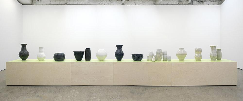 Shio Kusaka 2016 The Modern Institute, Glasgow Installation view