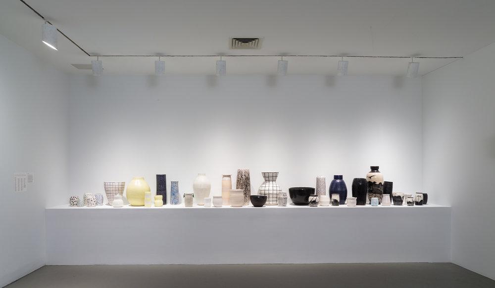 Shio Kusaka  Whitney Biennial  2014 Whitney Museum of American Art, New York Installation view