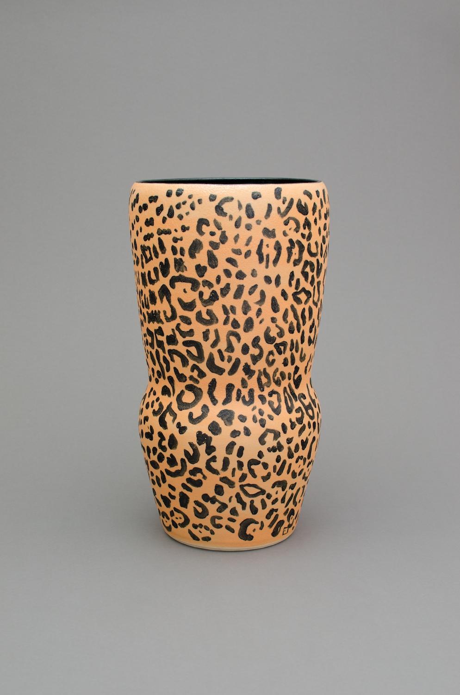 Shio Kusaka  Untitled (animal 2)  2014 Stoneware 22 1/4h x 11 1/2w x 11d in SK415