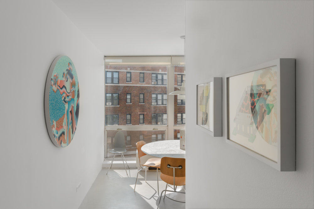 extra-cultural surprise 2017 Shane Campbell Gallery, Lincoln Park Installation view