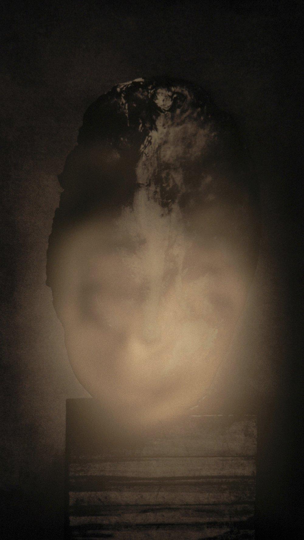 Erin Shirreff  Medardo Rosso, Madame X, 1896  2013 Color video, silent 24 min. loop