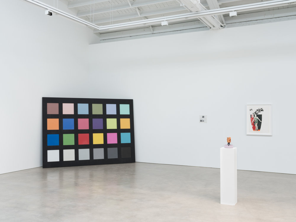 This is a Pipe 2018 Shane Campbell Gallery, South Loop Installation view