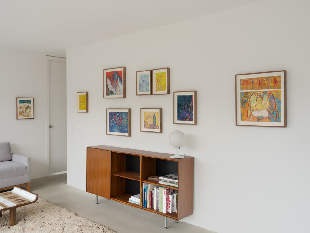 Mimi Lauter  Miniatures  2018 Installation view  Shane Campbell Gallery, Lincoln Park