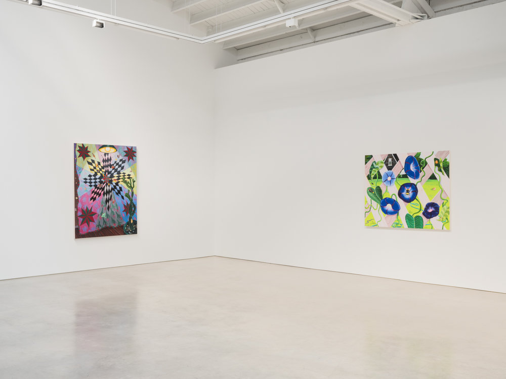 Nikki Maloof  Separation Anxiety  2018 Installation view Shane Campbell Gallery, South Loop