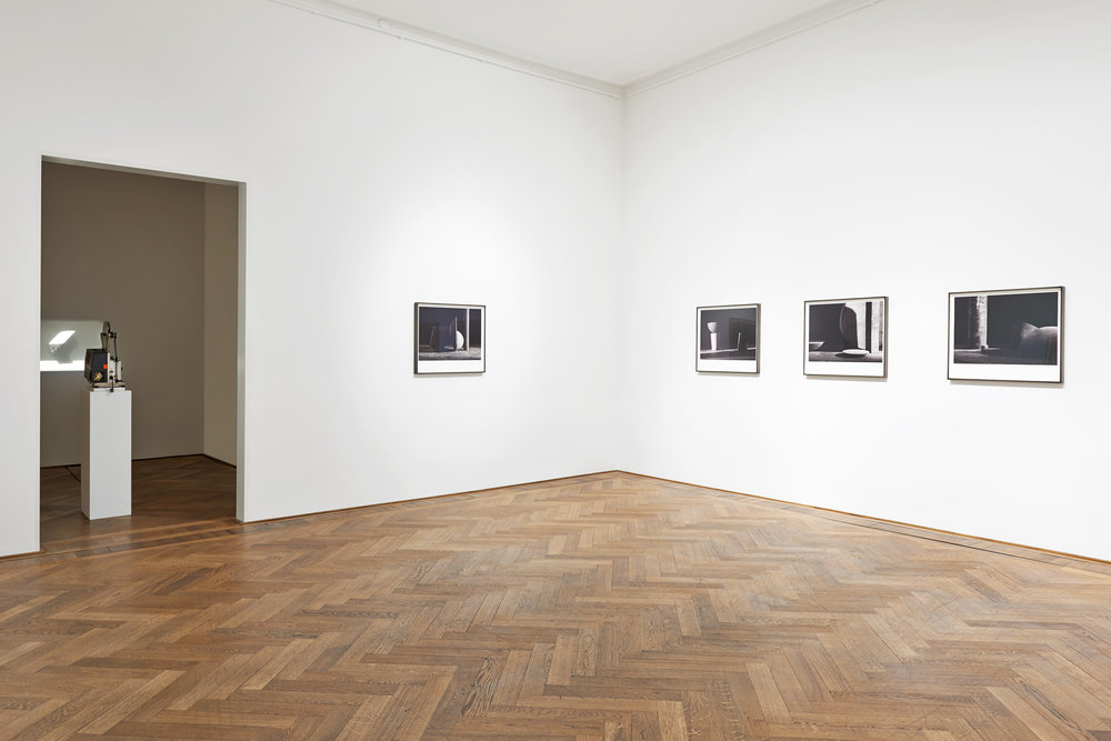 Erim Shirreff  Halves and Wholes  2016 Installation view Kunsthalle Basel Basel, Switzerland
