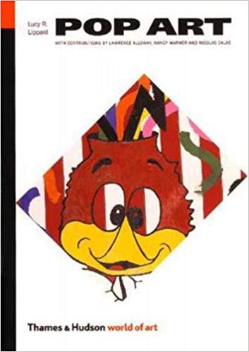 Lucy Lippard  Pop Art (World of Art)