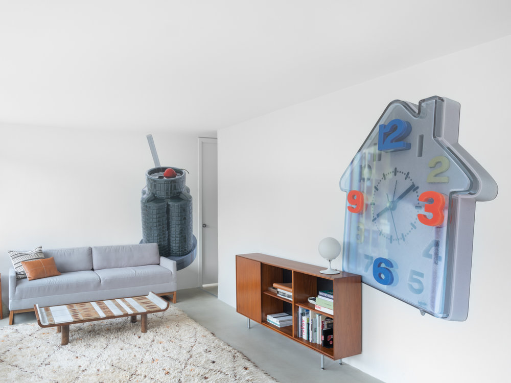 Asha Schechter  people who live in glass houses love it  2018 Installation view Shane Campbell Gallery, Lincoln Park