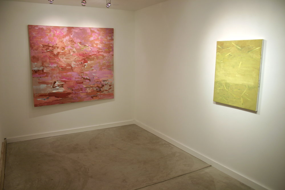 Noah Rorem 2004 Shane Campbell Gallery, Oak Park Installation View