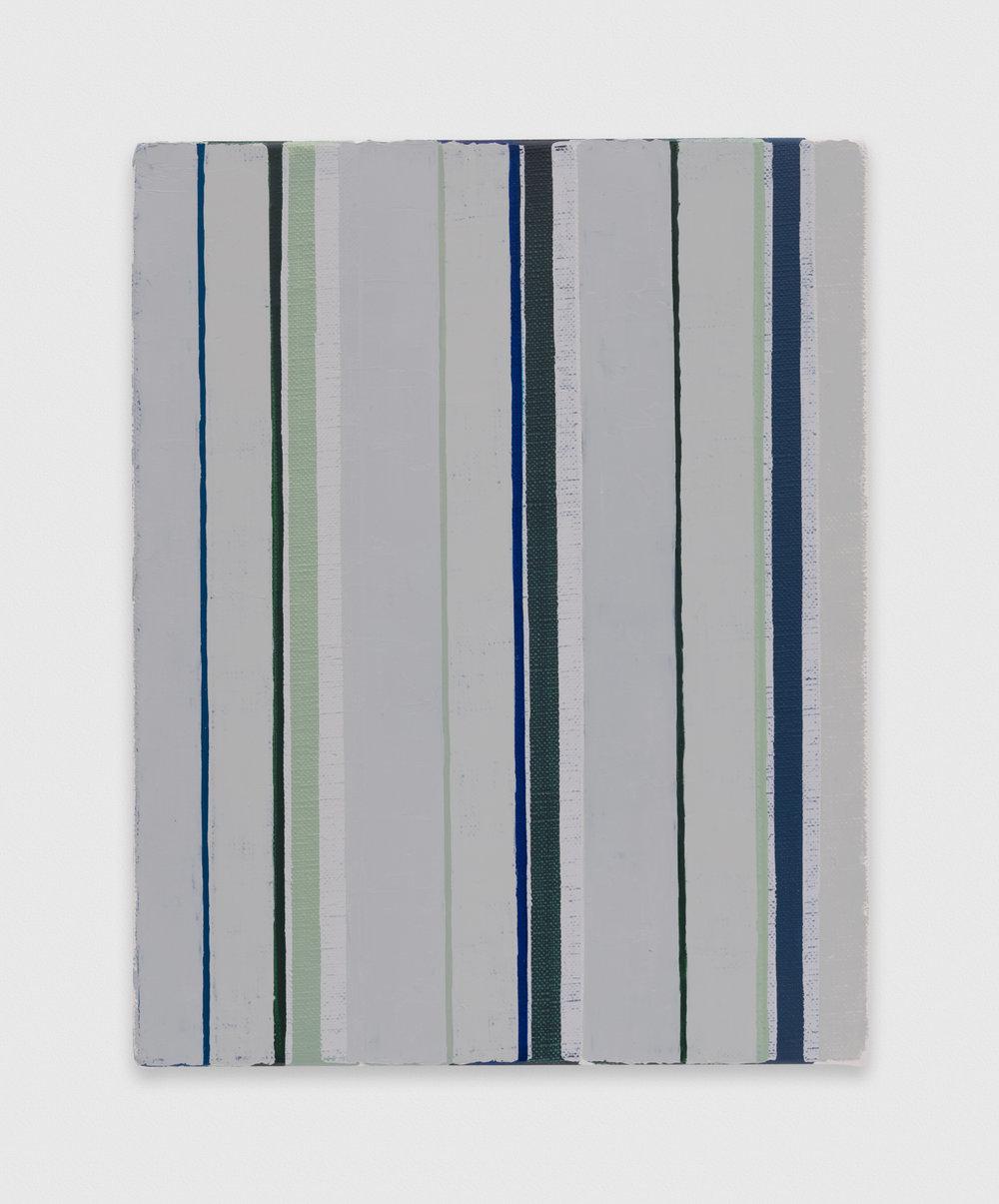 YuiYaegashi  BGG  2018 Oil on canvas 9 1/2h x 7 1/2w in YY123