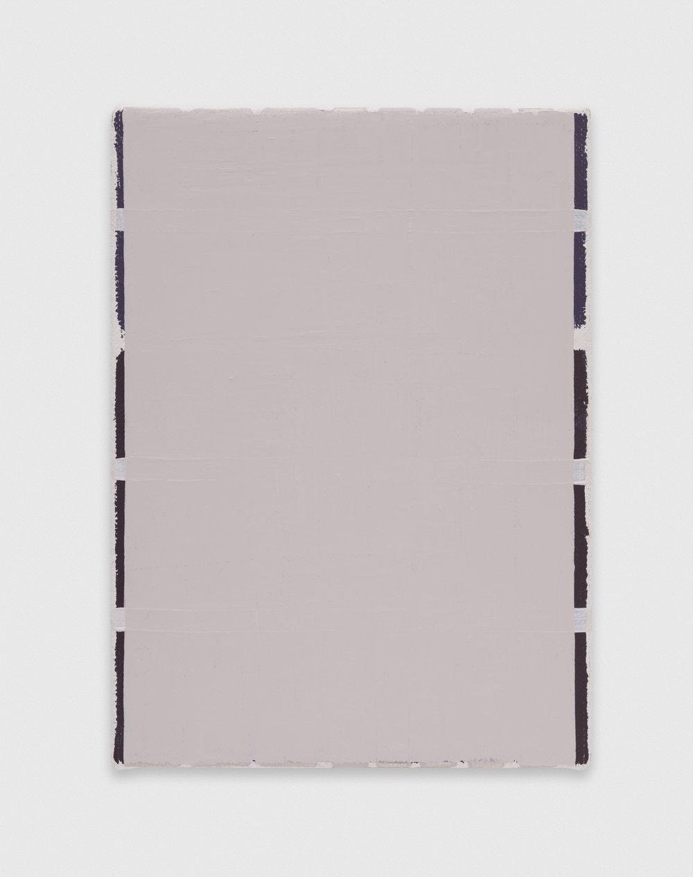 YuiYaegashi  3, 1  2018 Oil on canvas 8 3/4h x 6 1/4w in YY121