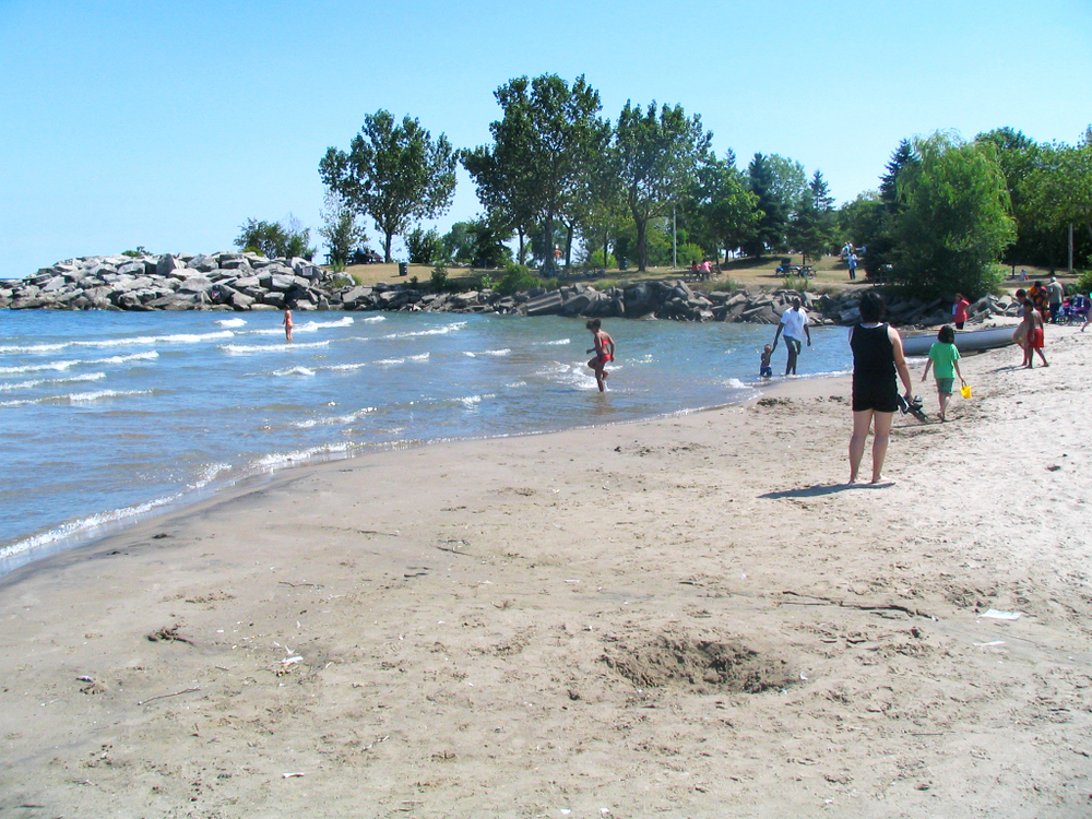 Prior to 2006,  Bluffer's Beach  wasn't safe for swimming 93% of the season. Waterkeeper launched an investigation and worked with the City of Toronto, improving the water quality dramatically. Today, Bluffer's Beach is one of the most swimmable beaches in the city.
