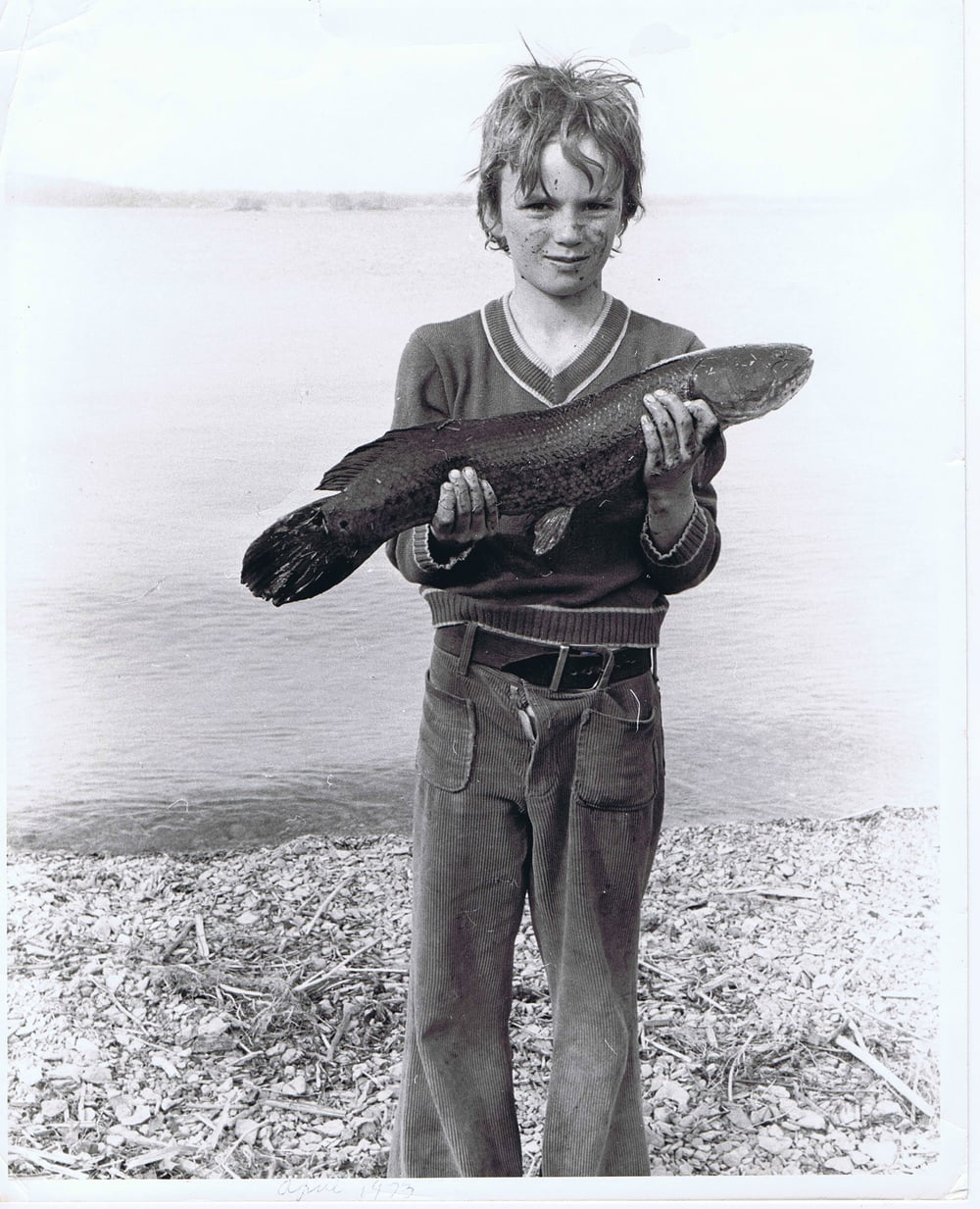 One of many memories Mark Mattson has growing up on Wolfe Island where he became familiar with Lake Ontario and St. Lawrence River waters. (Image via Lake Ontario Waterkeeper)