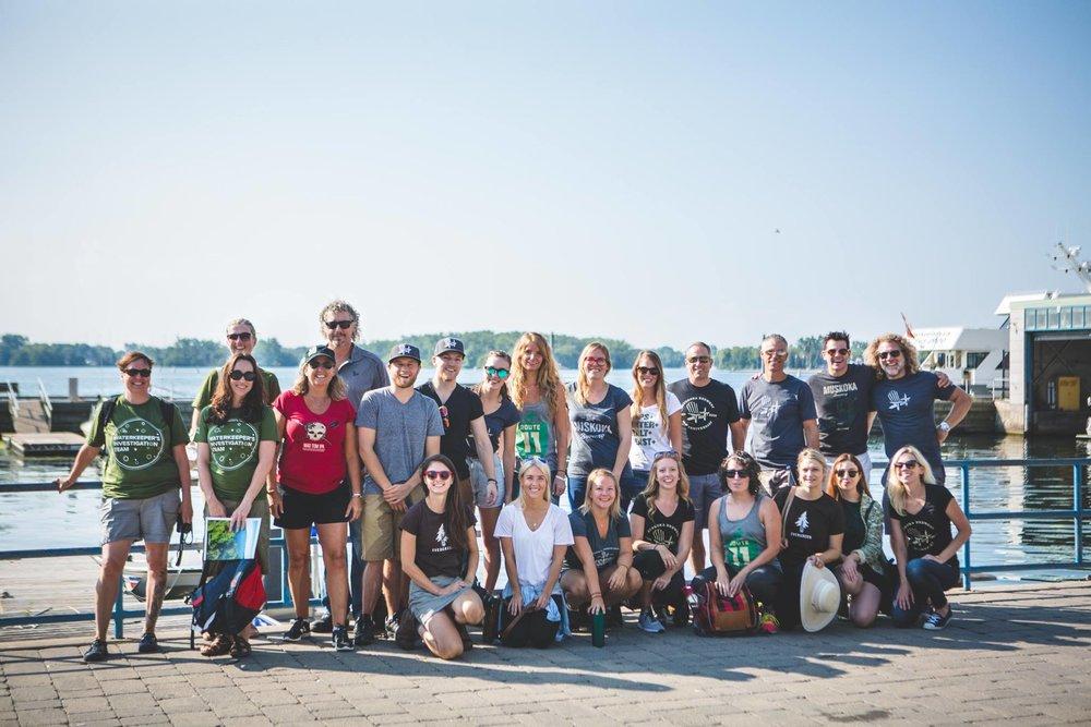 Sampling group from September 6, 2016