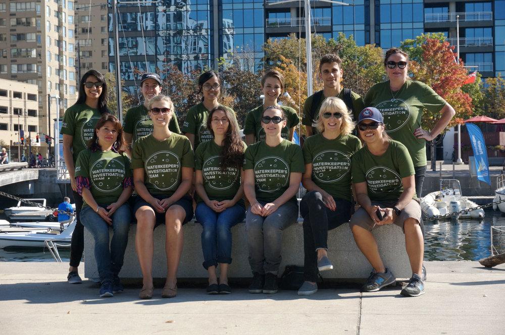 Sampling group from September 20, 2016