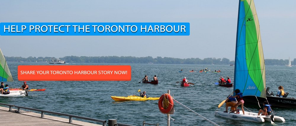 Toronto Harbour Stories