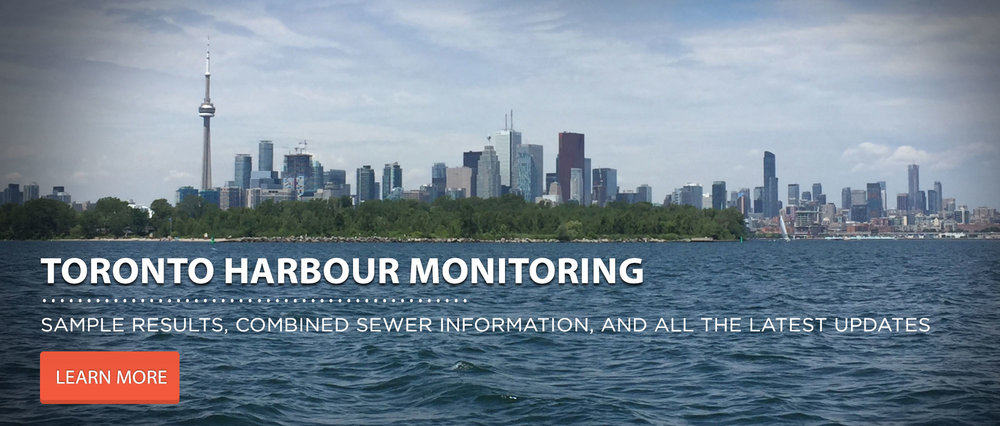 Toronto Harbour Monitoring