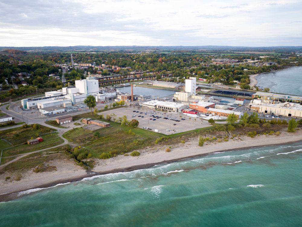 Port Hope Conversion Facility, October 2016.
