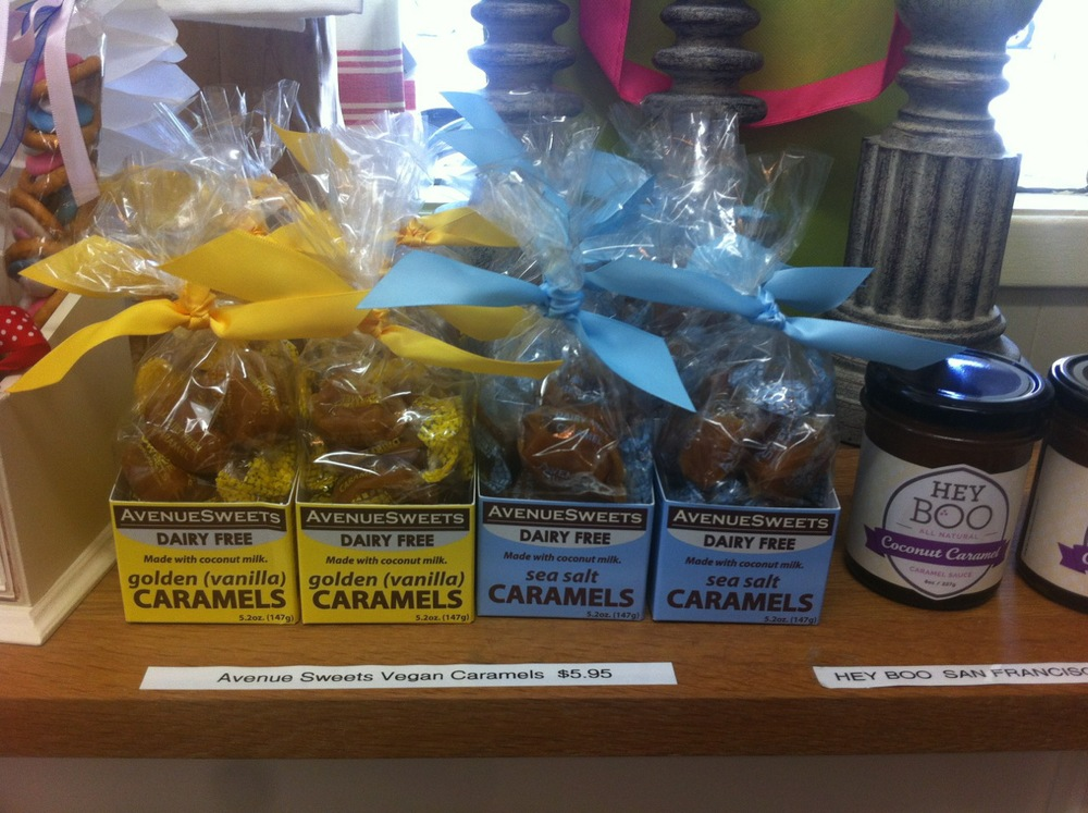 Avenue Sweets Caramels