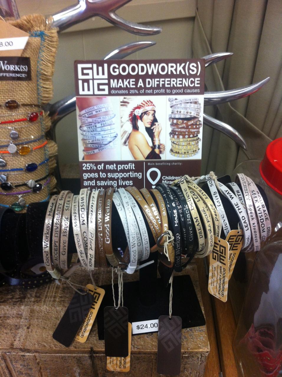 Good Work(s) Bracelets