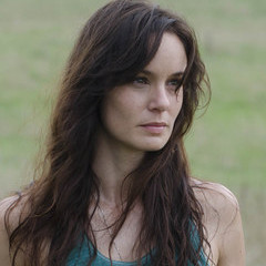 Sarah Wayne Callies -a.k.a. Lori Grimes in The Walking Dead . Strong and independent, but fierce protector of family.