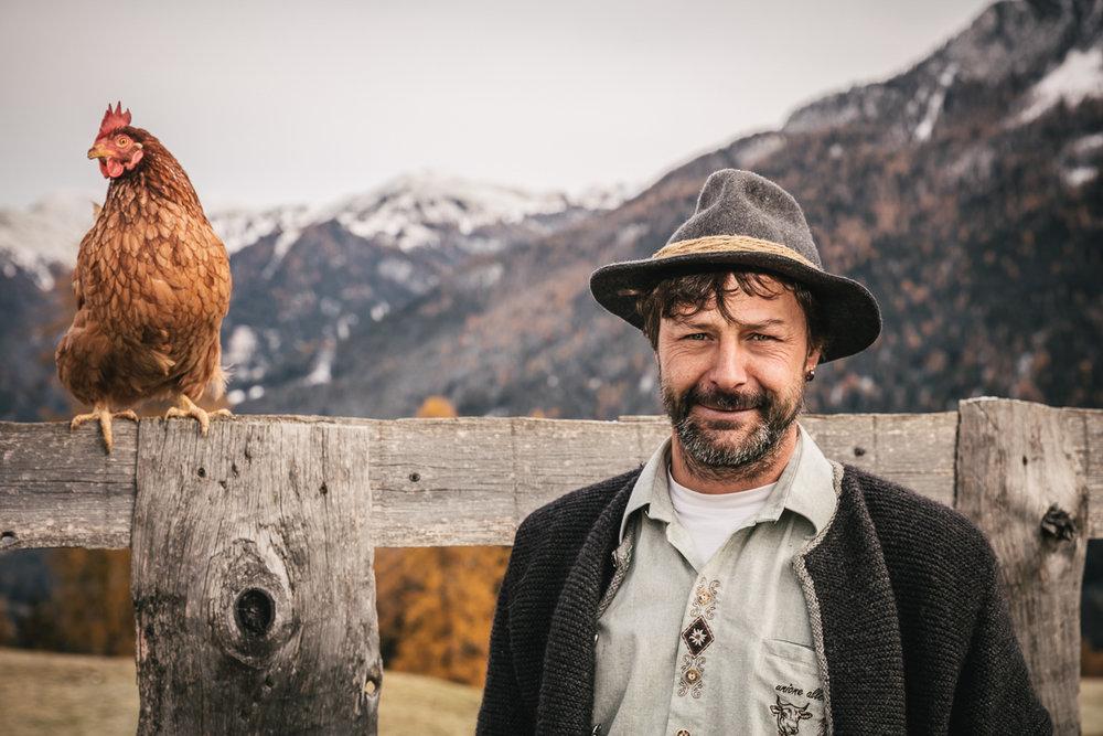 ritratto Trentino Alto Adige foto Andrea Giacomelli