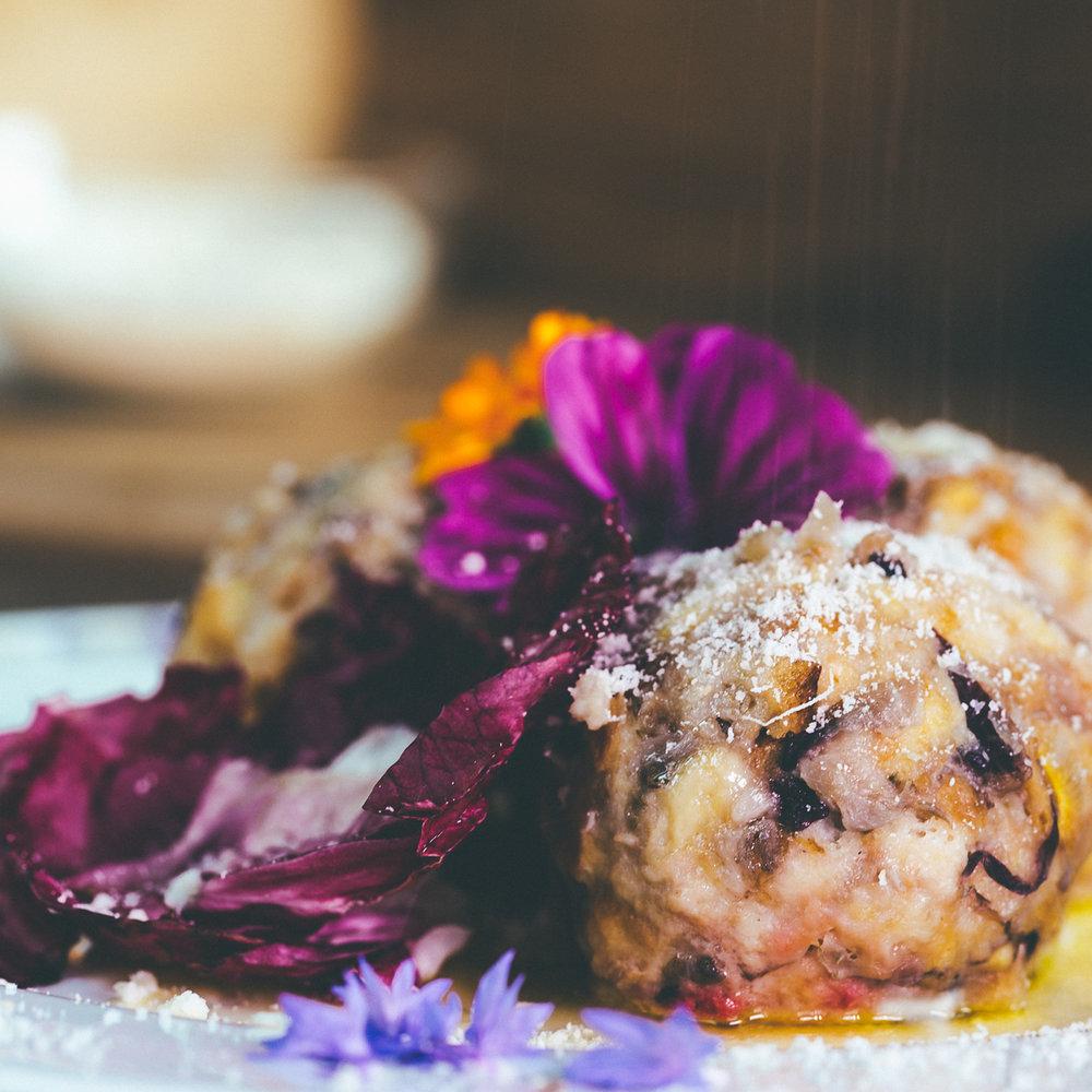 Food photography Trentino Alto Adige foto Andrea Giacomelli canederli