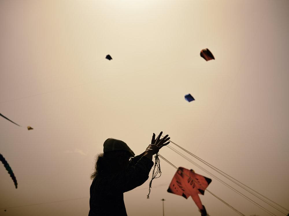 aspire kite festival photography Makoto Ohye