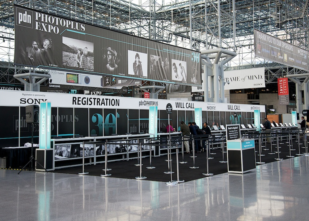 Registration begins at PhotoPlus Expo 2013.