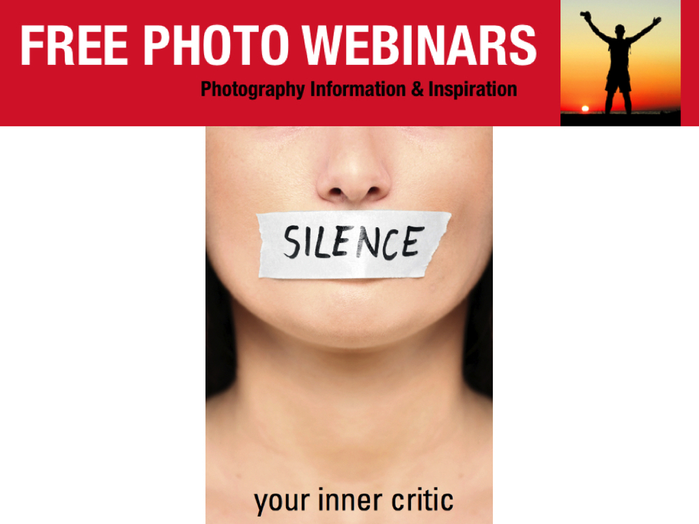 Our February 2014 webinar focused on Silencing Your Inner Critic.