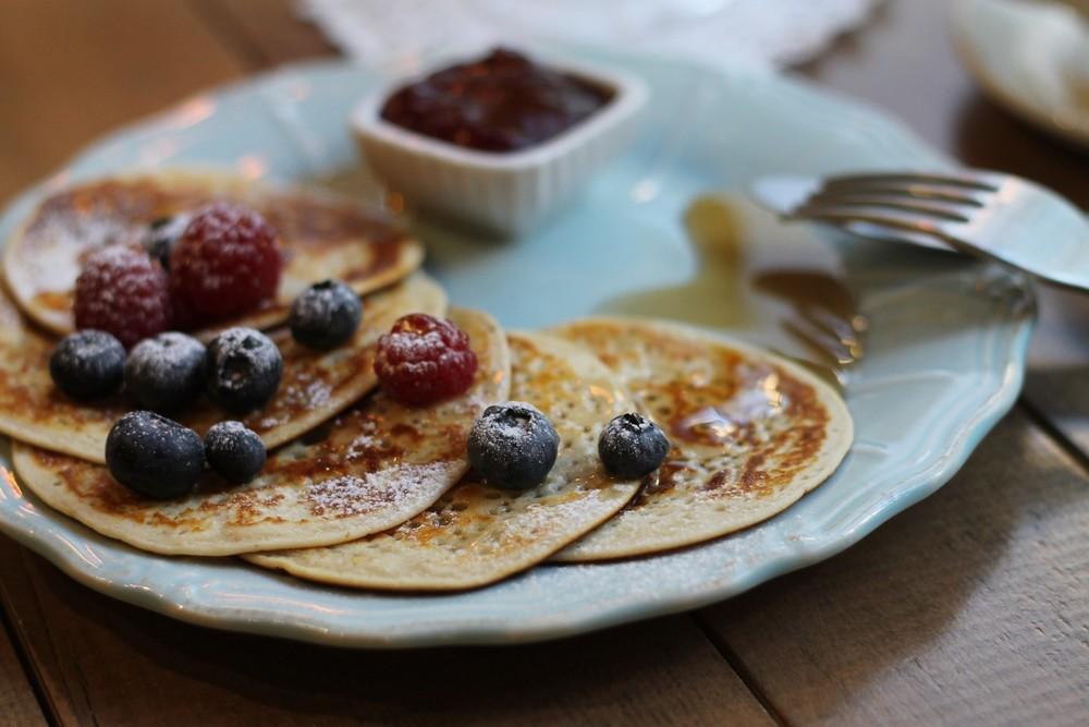 Pancakes La Petite Brioche