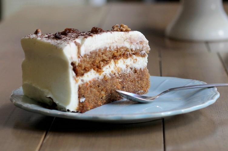 Carrot Cake La Petite Brioche