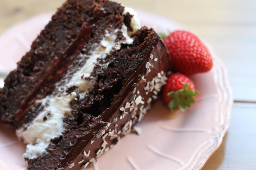 Tarta de Chocolate La Petite Brioche