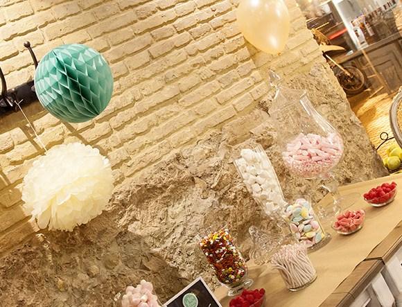 Candy Bar La Petite Brioche