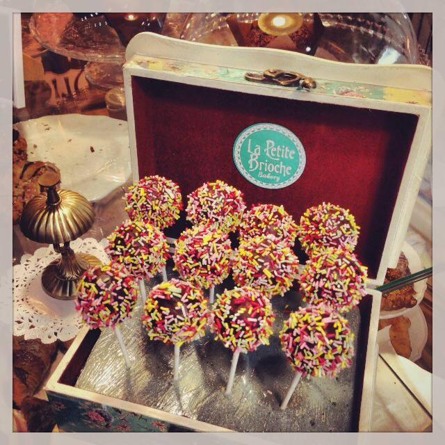 Cake Pops La Petite Brioche