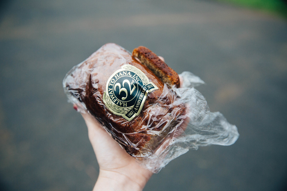 Best Banana bread in Hawaii