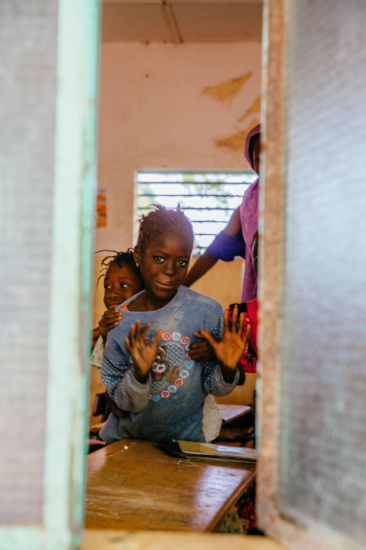 Sokone classroom