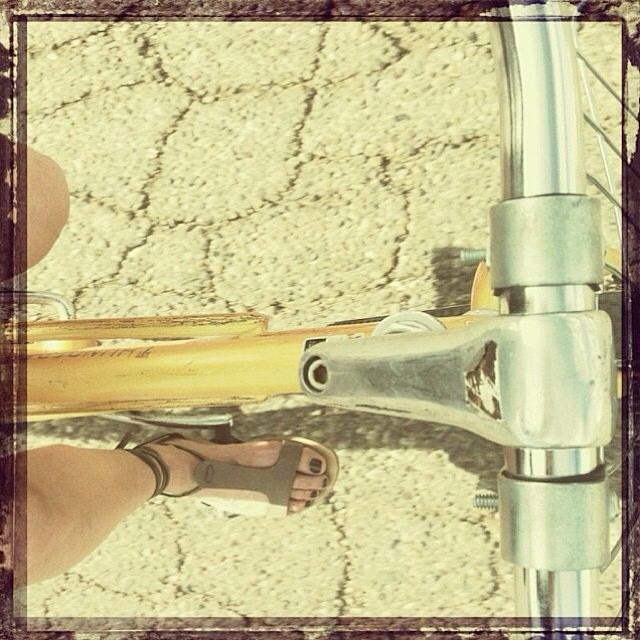 instabicycle :     Via @respicemiami: Biking to the beach! #saturdayswag @valiagabrielsandals #sandals #handmade #greeksandal #bike #bicycle #capri #respice #respicemiami #conceptstore #miami #sunsetdr #curated #selection #lifestyle #unique #independentrepublic #wesellstories Repost from @valiagabrielsandals Thanks! ευχαριστίες
