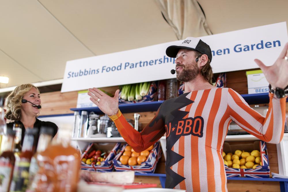 DJ BBQ on Stubbins Kitchen Garden Stage.jpg