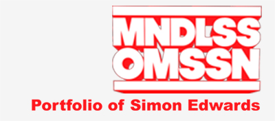 MindlessOmission - a portfolio of Simon Edwards