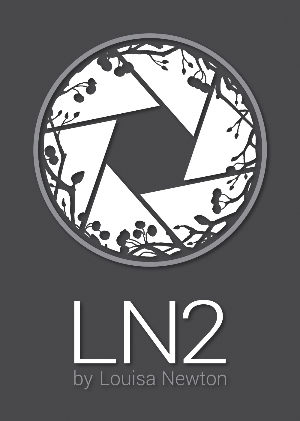 LN2 | Logo Design by Corinne Jade