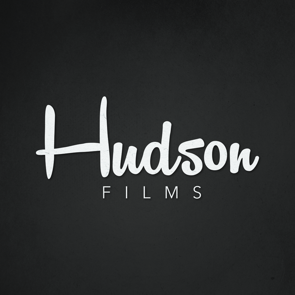 Hudson Films | Logo Design by Corinne Jade