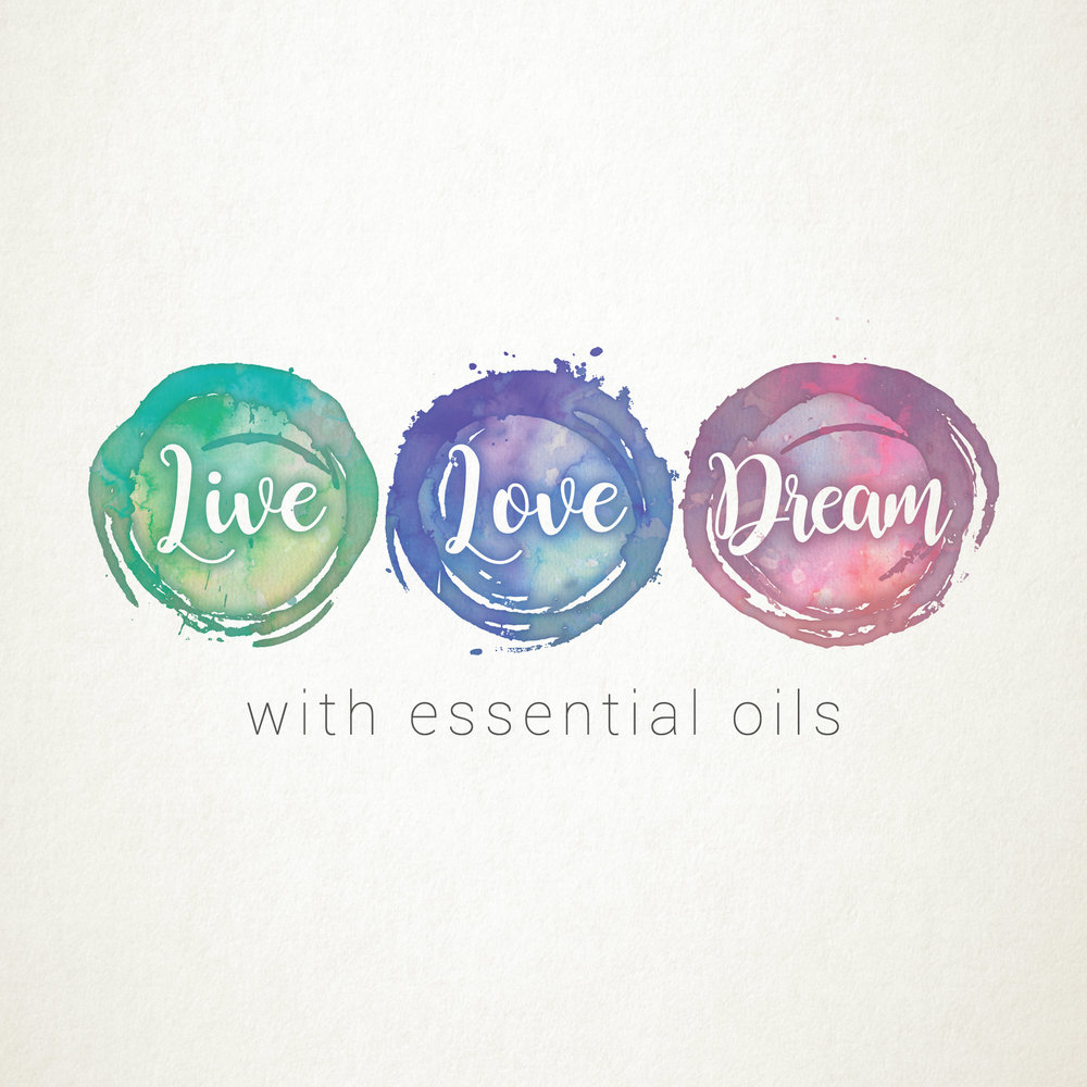Live Love Dream | Logo Design by Corinne Jade